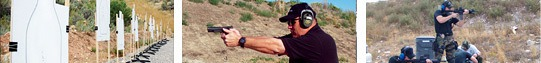 Action Target Commerical and Recreational Shooting
