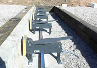 A Row of AutoPopper for Training