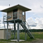 Shooting Range Control Tower