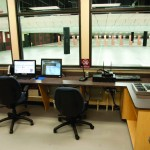 Shooting Range Control Room