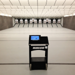 Wireless Master Control for shooting Range