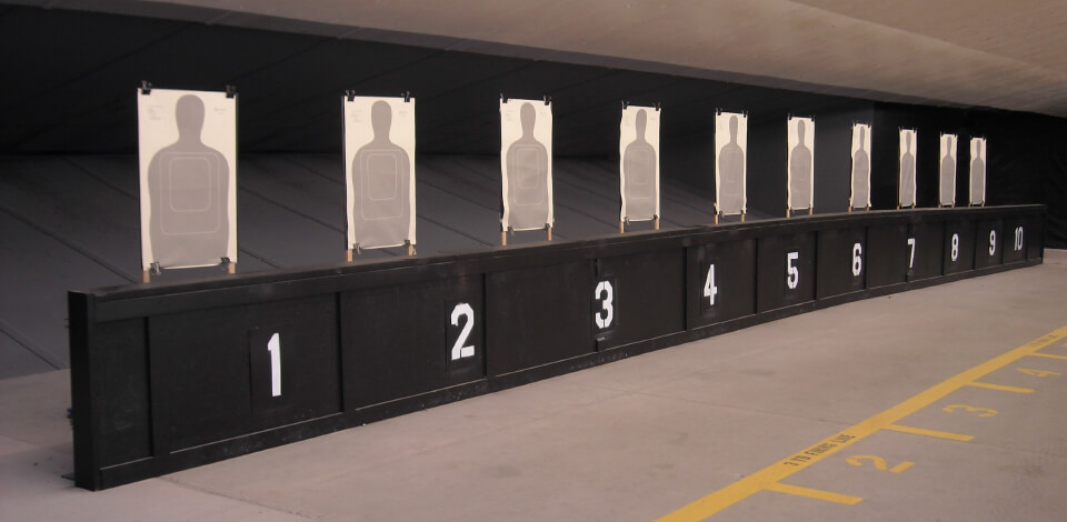 Police Shooting Range