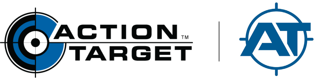 Action Target Primary and Secondary Logo