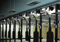 Action Targe Indoor Firing Range Products