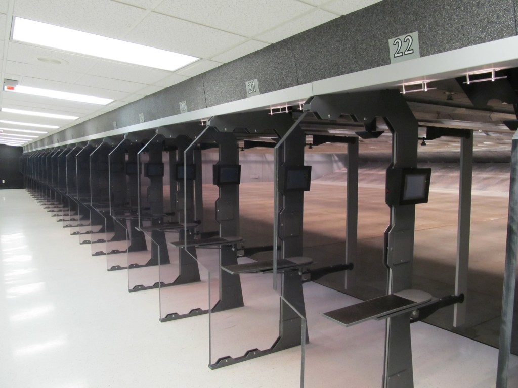 the top 3 things to consider when building a shooting range