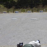 Outdoor Shooting Range Turning Target