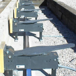 Automatic Popper with steel targets