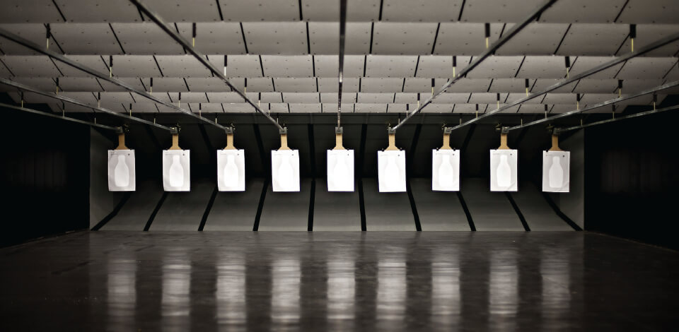 Indoor Shooting Range