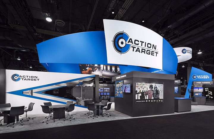 Action Target Booth #14568